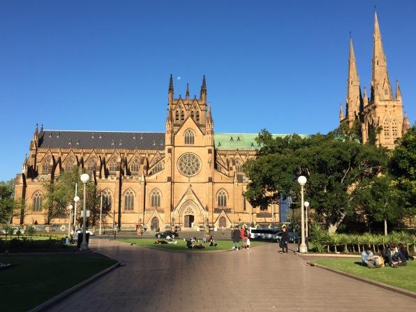 Hyde Park kirche