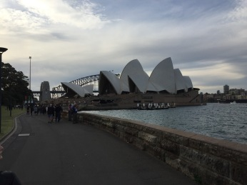 Opera House Harbour Bridge II