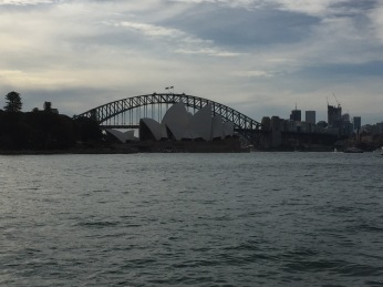 Opera House, Harbour Bridge